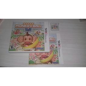 Super Monkeyball 3d Para Nintendo 3ds