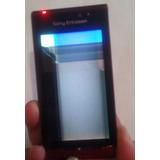 Telefono Sony Ericsson Satio U1a Si 1228 - 0638 Con Detalle