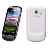 Samsung Corby Ii Gt - S3850 2mp, 2gb, Wi-fi Branco