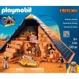 Gran Piramide Del Faraón Playmobil Niño Envío Gratis
