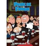 Padre De Familia Las Diez Temporadas Completas Dvds!!!