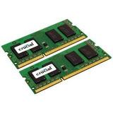 Ram Actualizaciones De Memoria 8gb Kit (4gbx2) Ddr3 Pc Mhz