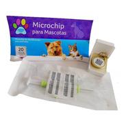 2x - Chip Microchip Para Mascotas - Animales Pequeños- 7mm