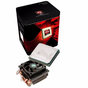 Processador Amd Fx-8350 4.0ghz 8 Núcleos 16mb Cache Box