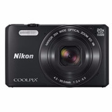 Nikon Coolpix S7000 16 Mp 20x Zoom Videos Full Hd 1080/60i