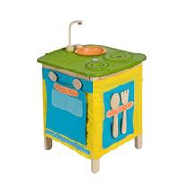 Cocina De Madera Plan Toys!