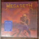 Megadeth, Peace Sells, 25th Anniversary 3 Lps, 4cds, 1dvd
