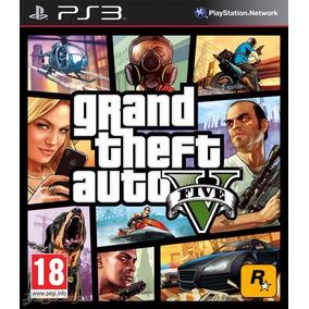 Gta Grand Theft Auto V Ps3 Digital