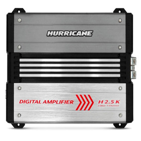 Modulo Amplificador Digital Hurricane 2500 Watts Rms H.2 5k