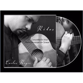 Cd Música Instrumental Rito Carlos Reyes Mp3