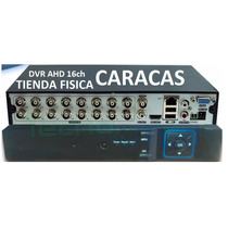 Dvr 16 Canales Ahd Tiempo Real Visualiza Pc Celular Ccs