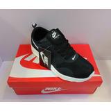 Zpt Nike Air Max Tavas. Tallas 35-40. Negro/blanco. 4 Modelo