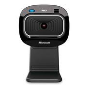 Webcam Microsoft Lifecam Hd-3000 - 750p Hd - Novo - C/nota