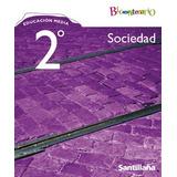 Sociedad 2 Medio Proyecto Bicentenario Editorial Santillana