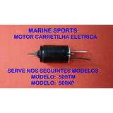 Peça Motor Carretilha Eletrica Marine Sports 500tm Ou 500xp