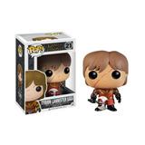 Funko Pop Tyrion Lannister #21 Y Poison Ivy #157