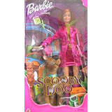 Juguete Scooby Doo Barbie Como Daphne Muñeca (2001) Por Mat