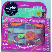 Sophie Fashion Kit Diseña Tus Pulseras Collares Vinchas