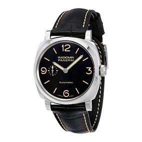 Panerai Radiomir Días Negro Reloj Automático Reloj Pam
