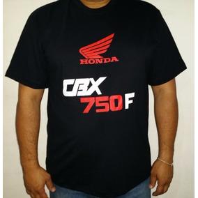 Camiseta Cbx750 F Blusa 7 Galo Honda