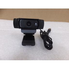 Camera Web Cam Hd Logitech Hd Pro C920