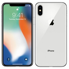 Apple Iphone X 64gb - Lacrado Garantia 1 Ano + Nota Fiscal