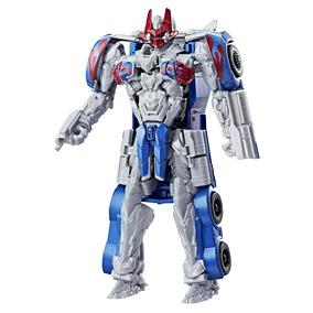 Boneco Transformers - The Last Knight - Optimus Prime - Hasb