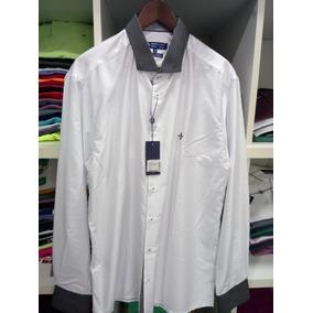 Camisa Manga Longa Social Dudalina Individual Calça