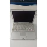 Portatil Apple Powerbook G4 12.1 Modelo A1010 Para Repuesto