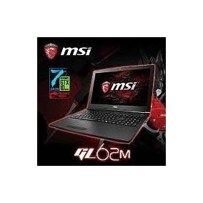 Notebook Gamer Msi Gl62 I5 7° 8gb 128 Gb Ssd+hdd Gtx1050 2gb