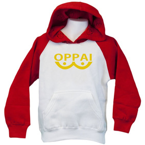 Moletom Blusa De Frio One-punch Man Oppai