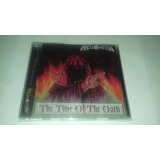 Helloween - The Time Of The Oath (cd Duplo Europeu)