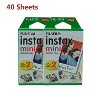 Filme P/ Instax Mini 8 9 7s 90 Polaroid 300 C/ 40 Fotos