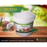 Balde 5l Oleo De Coco Extravirgem 100% Natural