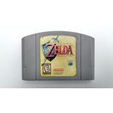 The Legend Of Zelda Ocarina Of Time N64 Nintendo 64 Original