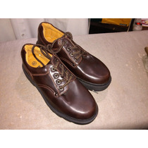 Zapato Tipo Seguridad Work Force Talla 36 Color Marron