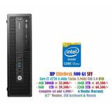 Nuevo Cpu Hp Elitedesk 800 G1 Ssf