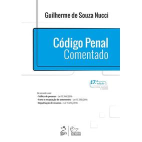 Codigo Penal Comentado - Nucci - Forense