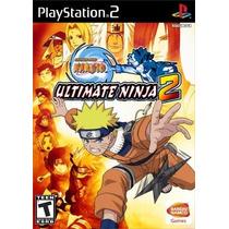 Coleção C/12 Patch Ps2 Jogo Naruto Uzumaki Chronicles Nindem