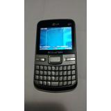 Celular Lg C199 Dual Chip Usado Wifi Funcionando Tudo