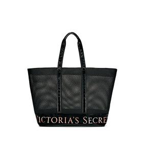 Bolso Grande Victorias Secret Con Cierre