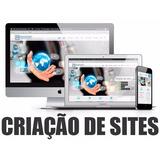 Criação De Site E Loja Virtual E-commerce