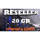 Hosting Reseller 20gb (hosting Para Revendedores)