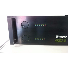 Amplificador Staner 400s