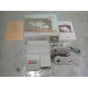 Famicom Mini Perfeito Completo E Todo Original