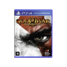 Game God Of War Iii Remasterizado Ps4