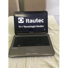 Notebook Itautec Pro Core I3 2.5ghz Hd 400gb 4gb Led 14 Hdmi
