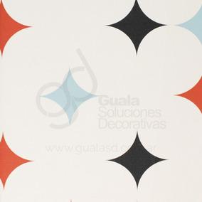 Papel Empapelado Rollo Muresco Vinilico Diseño Picnic 23073