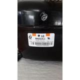 Motor Compresor 1/6 De Nevera 3 Tubos Marca Lg