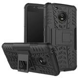 Capa Capinha Anti Impacto Emborrachada Motorola Moto G5 Plus